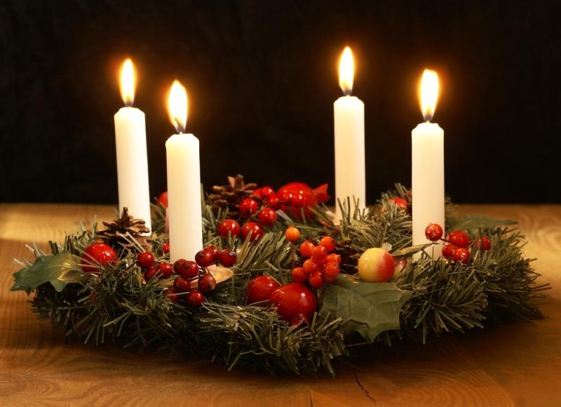 Akce během Vánočních svátků