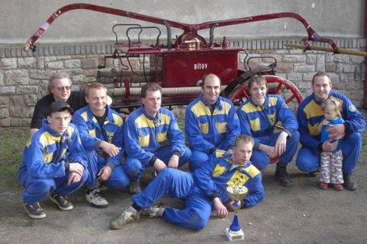 Okrsková soutěž v požárním sportu 12. 5. od 9:00 hod
