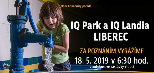 Výlet do IQ Park a IQ Landina Liberec – 18.5.