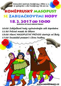 Masopust_plakat_2017